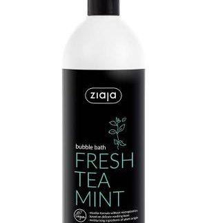Baño de burbujas Te con menta verde gel de ducha la casita de coco cosmetica natural vegano perfumes aromas regalos