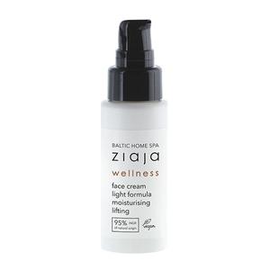 Baltic Home Spa Wellness Crema facial hidratante y lifting fórmula ligera la casita de coco ziaja