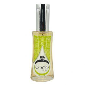 Envase 50ml perfume naturales y niños la casita de coco