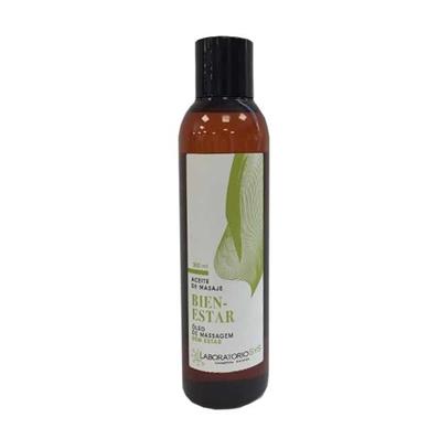 aceite de masaje bienestar la casita de coco cosmetica natural
