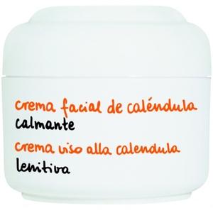 calendula crema facial calmante y regeneradora ziaja cosmetica natural la casita de coco vegano