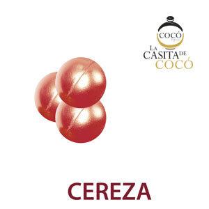 Perla de aceite Cereza