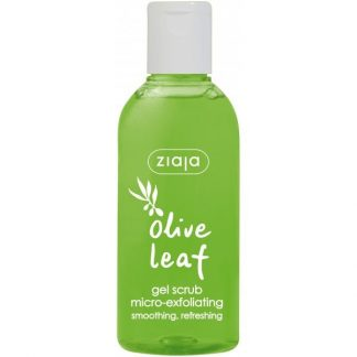 Hoja de olivo microexfroliante facial