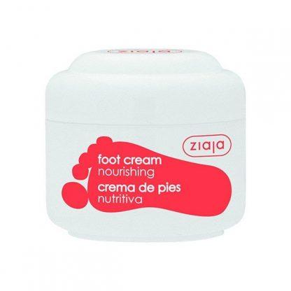 Crema de pies nutritiva