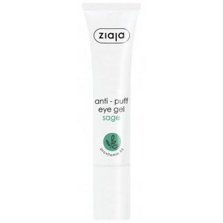 Contorno de ojos en gel anti-bolsas con Salvia