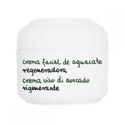 Aguacate crema facial regeneradora