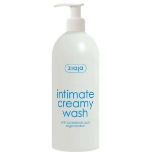 Higiene intima cremosa