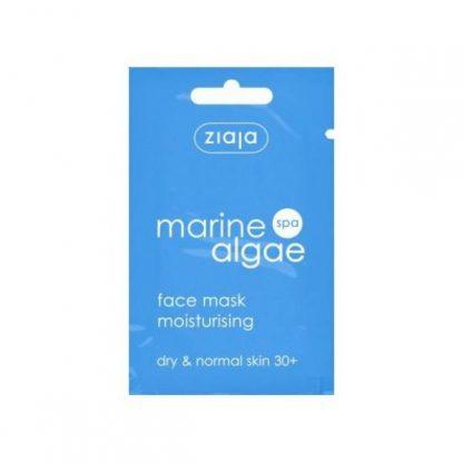 Algas marinas mascarilla facial