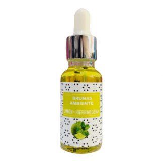 LImán y Hierbabuena Aceite arom�tico