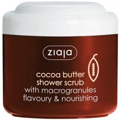 Cacao exfoliante corporal