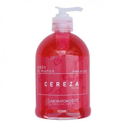Jabón de manos Cereza 500ml.