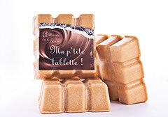 Barra para masaje Chocolate
