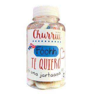 Bote de chuches - Churri, foooh, te quiero una jart�