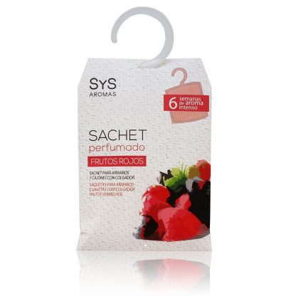 Sachet Perfumado Frutos Rojos 12gr