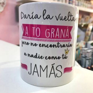 """Taza """"Amor granaíno"""""""