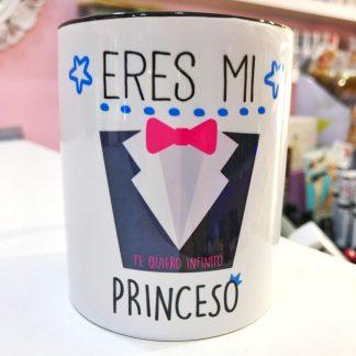 """Taza """"Mi Princeso"""""""