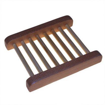 Jabonera de madera - Escalera
