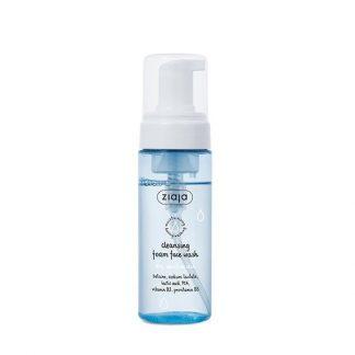 Espuma limpiadora facial Pieles secas y sensibles