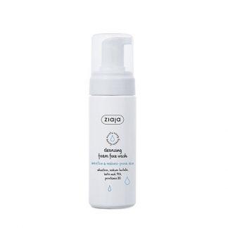 Espuma limpiadora facial Pieles sensibles y propensas al enrojecimiento