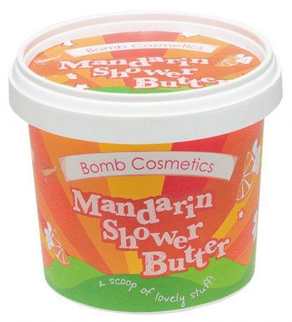Mandarin & Orange Gel semi-solido de ducha