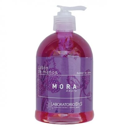 Jabón de manos Mora 500ml.