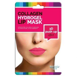 Mascarilla de col�geno para labios - 3D Push UP