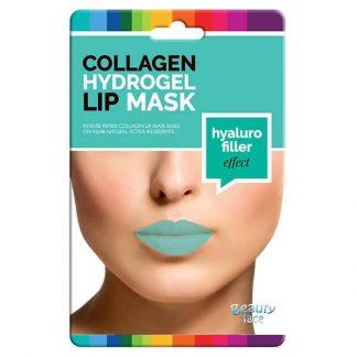 Mascarilla de col�geno para labios - Relleno Hialur�nico