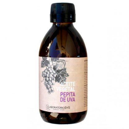 Pepita de uva aceite puro