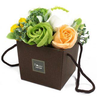 Ramo de flores de Jabón - Rosas Primavera