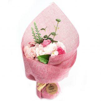 Ramo de flores original Jabón rosas