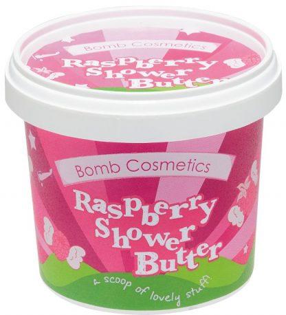 Raspberry Gel semi-solido de ducha